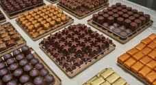 79 مليون قطعة شوكولاتة بانتظار العالم بسبب الفائض