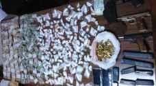 ارتفاع جرائم الإتجار بالمخدرات في الأردن خلال خمس سنوات بنسبة 287%