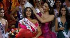 """ملكة جمال الفليبين """"فلسطينية"""" عمرها 23 عاما..صور"""