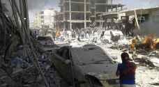المرصد: جرحى جراء تفجير انتحاري في القامشلي بشمال شرق سوريا