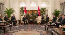 الملك: عدم التوصل إلى حل للقضية الفلسطينية سيقود إلى مزيد من التطرف والعنف