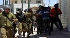 تقرير يرصد تصاعد اعتداءات الاحتلال ضد الصحفيين في الاراضي الفلسطينية
