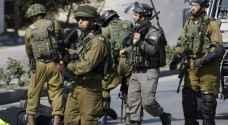 الاحتلال يعتقل 10 فلسطينيين من القدس