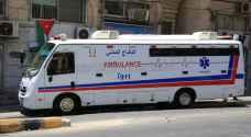 4 اصابات بحادث تدهور مركبة في عمان