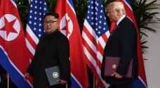 ترمب يدعو كيم للقاء في المنطقة المنزوعة السلاح بين الكوريتين