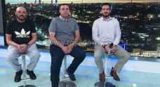 مجموعة من الأردنيين العائدين من كازاخستان يرون لرؤيا ما حدث معهم.. فيديو