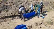 العثور على مئات الجثث في مقبرة جماعية بسوريا