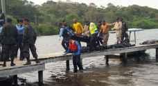 مصرع 26 صياداً بغرق زورقهم في هندوراس