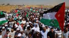"""الفلسطينيون يستعدون لجمعة """"بوحدتنا نسقط المؤامرة"""""""