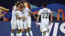 أمم إفريقيا 2019: الجزائر تصعد إلى ربع النهائي بعد فوزها على غينيا