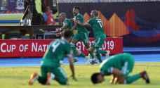 تأهل الجزائر إلى نصف نهائي امم افريقيا على حساب ساحل العاج
