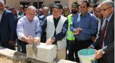 """إطلاق مبادرة """"اردن النخوة"""" لترميم المدارس وصيانتها.. فيديو"""