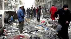 مقتل ستة مدنيين في قصف للفصائل المتطرفة على مدينة حلب