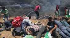"""وفد مصري في غزة ورام الله يبحث """"المحافظة على استقرار الأوضاع"""""""
