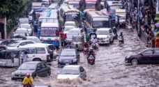 مصرع 180 شخصا على الأقل في جنوب آسيا جراء الفيضانات والسيول