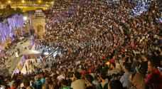 صور من مهرجان جرش بدورته الـ 34