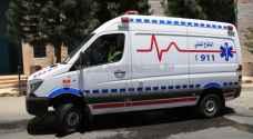 وفاة وإصابة 3 آخرين نتيجة سقوط سدة محل تجاري في الزرقاء