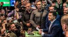 انتخابات تشريعية مبكرة في أوكرانيا الأحد