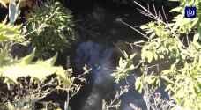 وفاة خمسيني غرقاً داخل سد وادي شعيب