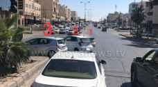 صورة تعكس واقع القيادة في شوارع العاصمة عمان.. لكم التعليق!