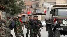 مقتل 6 جنود سوريين بهجوم انتحاري في درعا