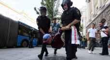اعتقال أكثر من 500 شخص خلال تظاهرة المعارضة في موسكو