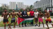 فضية وبرونزية للأردن في بطولة آسيا لبناء الأجسام