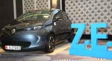 ألكان العالمية للسيارات وكلاء رينو الأردن تحتفل بتسليم 100 مركبة رينو زوي الكهربائية لأمانة عمان الكبرى