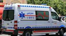 وفاة وإصابة بحادث تصادم في اربد