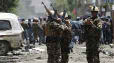 """قتلى وجرحى بانفجار قنبلة لـ""""طالبان"""" عند مرور حافلة في أفغانستان"""