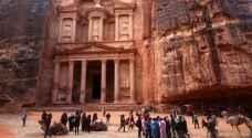 ارتفاع زوار البترا 56% في تموز.. ومؤشرات لانحسار موسمية السياحة