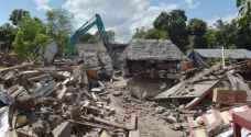 قتيل وعدد من الجرحى في زلزال قوي ضرب إندونيسيا