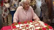 عزباء في الـ 107 من العمر: سرّ الحياة في عدم الزواج