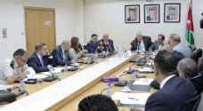 اتفاق نيابي حكومي يخص الموازنة العامة.. صور