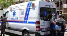 وفاة سيدة وإصابة 2 آخرين دهسا على اوتوستراد الزرقاء