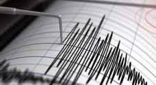 زلزال شدته 5,9 درجات يضرب تايوان