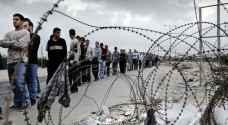 الاحتلال يمنح الفلسطينيين 150 ألف تصريح لعبور مدن الداخل في العيد