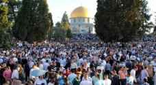 فلسطين ..  تقرر تأخير صلاة العيد لإفشال اقتحام المستوطنين للأقصى