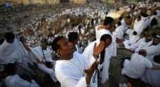 ركن الحج الأعظم.. أكثر من مليوني حاج على صعيد عرفات