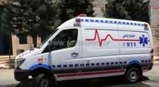 9 اصابات بحادثي سير في عمان والطريق الصحراوي