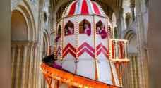 فكرة مسلية أم حمقاء؟ كاتدرائية بريطانية تضع زحلوقة لجذب الزائرين- صور