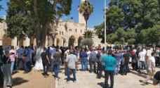 الأردن يرفض بشكل مطلق ممارسات الإحتلال في القدس