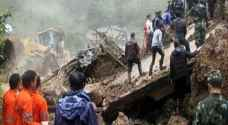 59 قتيلا في انهيارات أرضية جراء الأمطار الموسمية في ميانمار