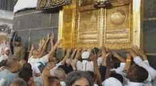 الأمطار تواعد مكة المكرمة والمشاعر في أول أيام التشريق
