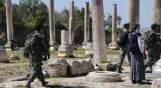 الاحتلال يقتحم سبسطية