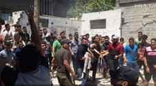 عائلة فلسطينية تفجع بوفاة طفلتها - فيديو