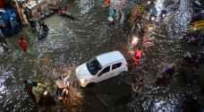 عدد ضحايا الأمطار الموسمية في الهند يزيد عن 200 وإغاثة 1,2 مليون شخص