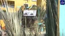 الأردنيون يستعدون لاستقبال حجاج بيت الله الحرام بزينة على الأبواب - فيديو