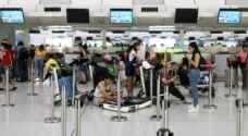 عودة حركة الملاحة الى مطار هونغ كونغ بعد الفوضى التي تسبب بها المتظاهرون