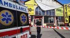 وفاة تسعة اشخاص في حريق بفندق بأوكررانيا